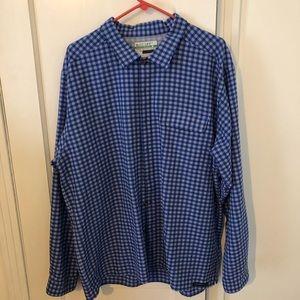 XL long sleeve shirt.